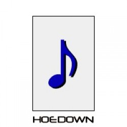 Happy Boy Hoedown - NB-023
